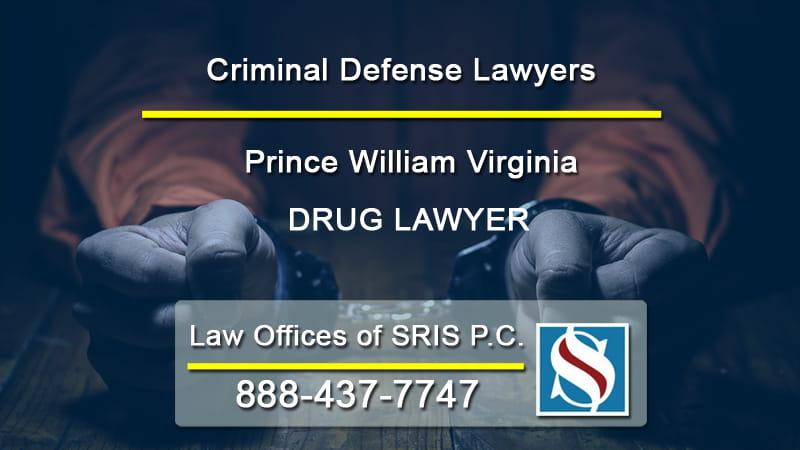 Prince William Drug Laws VA
