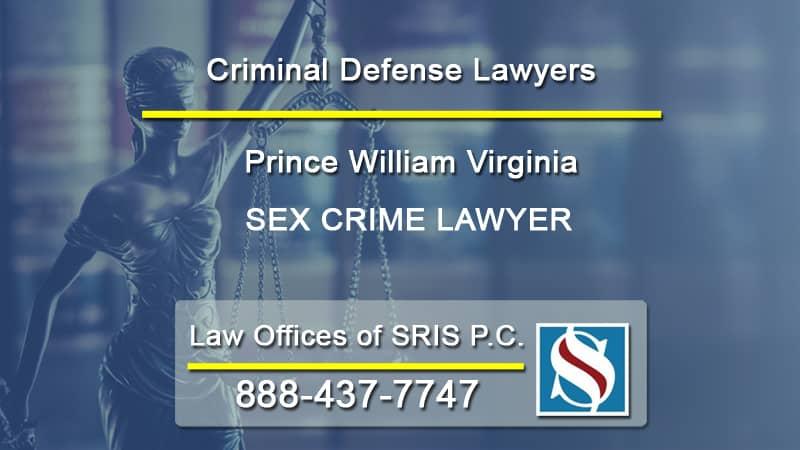 Sex Crime Lawyer VA