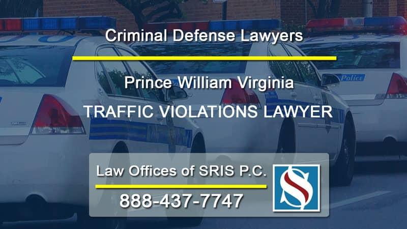 Traffic Lawyer Virginia